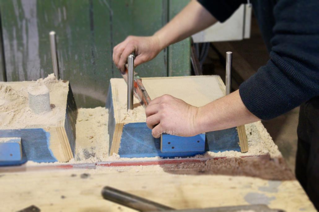 fonderie artisanale rhone alpes