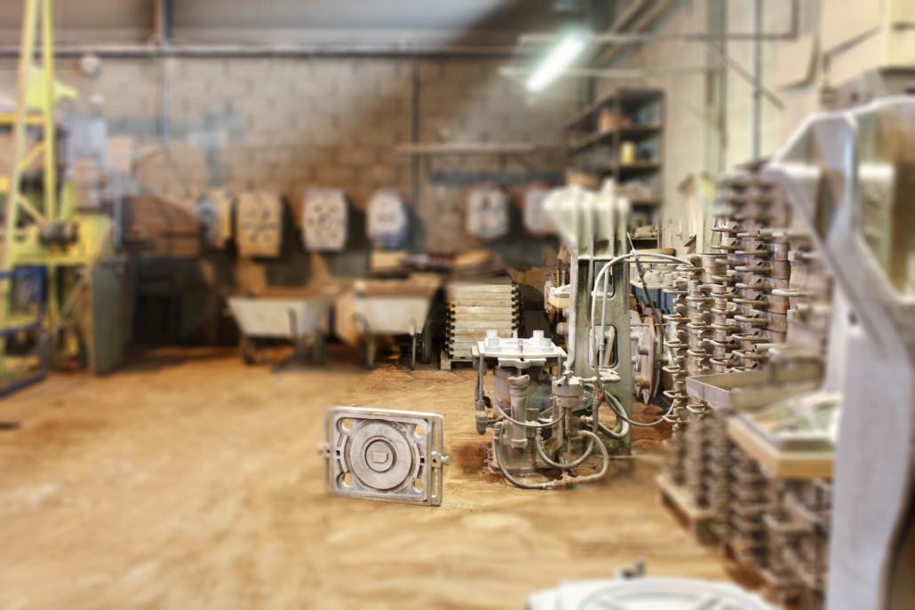fonderie aluminium rhone alpes